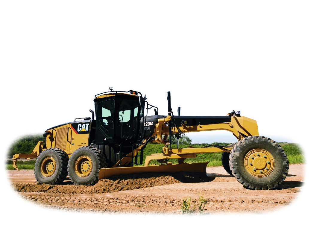Grader Caterpillar 120M2 AWD